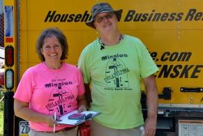 Kim Laughlin and Steve Wilson - Mission Philadelphia Leaders